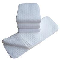 재사용 아기 기저귀를 삽입 빨 베이비 케어 제품 100PCS 도매