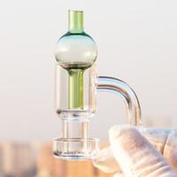 Quartz Vacuum Banger Nail Casquette Dabber Dabbor Smorivement Terp Slurper Up Occasion Ocles Tuyaux d'eau pour verre Bong