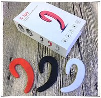 S- 103 Bluetooth 4. 2 Headphones Painless Hanging Headset Ster...