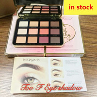 Hot Newest Too F eye shadow palette eyeshadow Too F 12 color...