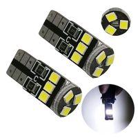 100шт Сид автомобиля T10 источник света 9 SMD 2835 LED CANBUS T10 W5W 147 Клин двери инструмента сторона производитель лампа DC 12 в Белый новый