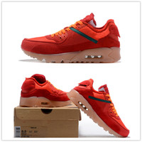 2018 New Arrival 90 Zero QS Red Orange Green Sports Running ...