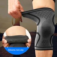 Manchettes de compression pour genouillère, 1 pièce Coussinets d'enroulements enregistrés auprès de la FDA pour l'arthrite, le LCA, la course, le soulagement de la douleur et la récupération après une blessure