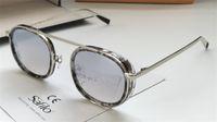 남성 LANAI 2341 작은 프레임 현대적인 거리 디자인 스타일 UV400 렌즈 야외 보호 안경에 대한 새로운 패션 디자인의 선글라스