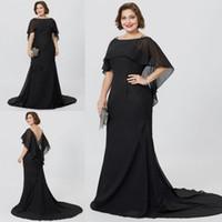 2020 formal elegante A Linha Mãe da Noiva Vestidos de baile feitos envoltório backless sexy com vestidos de noite de cristal