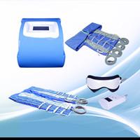 оборудование для прессотерапии детокс-спектрометр для удаленного инфракрасного облучения лимфодренаж детокс-обертывание для похудения аппарат детоксикации лимфодренаж