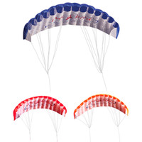 1Pcs Outdoor Fun Double Line Kite Rainbow 30m Two Lines Cont...