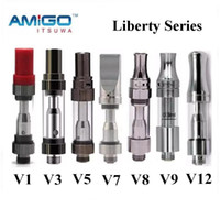Authentic iTsuwa AMIGO Liberty Tank CE3 Cartridges V1 V3 V5 ...