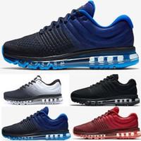 more photos 65ef9 abbb4 Air 2017 Drop shipping maxes 2017 KPU hommes femmes Chaussures de course air  2016Shoes Qualité Originale