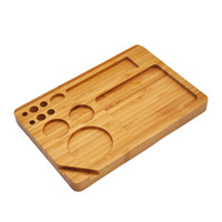 HORNET Tobacco Rolling Tray 228 x 158 MM Stash Board Holds Cigarettes Blunts Herb Grinder Metal Pipe Rolling Paper