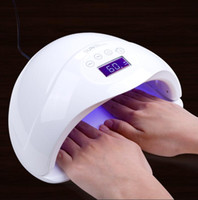 Mode SUN5 Plus 48 W LED Lumière En Forme De Diamant Meilleur Cure Sèche Ongles Nail Art Lampe Entretien Machine pour UV Gel Vernis À Ongles