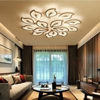 현대 아크릴 디자인 천장 조명 침실 거실 천장 조명 LED가 홈 조명 천장 조명 AC90 - 260V 제등