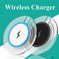 Qi Wireless Charger Transmitter for iPhone 7 8 Plus Samsung ...