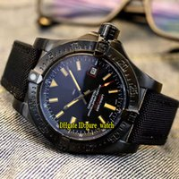 Avenger Blackbird 44mm V1731110|BD74 Black Dial Automatic Me...