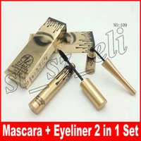 Kyliner and Mascara 2 in 1 Makeup Curling Thick Mascara Volu...