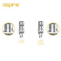 100% authentique Aspire Nautilus 2 bobine 0.7ohm costumes pour zelos kit original de l'usine