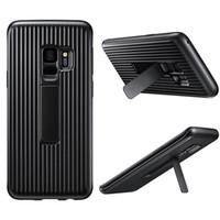 Cas de téléphone portable pour Samsung Galaxy S9 S9 Plus Couverture arrière officielle ultime protection cas de téléphone avec Clip DHL gratuite