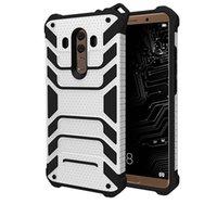 10pcs per Huawei modello di telefono cellulare caso del protettore di Shell per Huawei P10 P10 lite più accoppiarsi 10 compagno di 10 pro Y3 2017