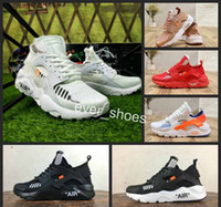 2018 New Air Huarache Ultra Running Shoes Men Women Mesh Hua...