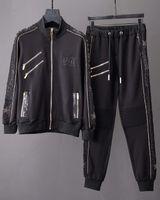 Флойд Мэйвезер и McGregor 50-0 Памятная куртка набор Rhinestone Логотип Мужские Толстовка Толстовка костюмы Брендовая одежда
