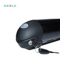 Бесплатный AU ЕС США электрический велосипед вниз трубки бутылка воды батареи 48 В 16AH батареи для Bafang 48 в 1000 Вт 750 Вт + зарядное устройство