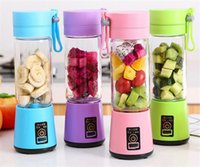 USB Juicer Cup 380ml Portable Rechargeable Battery Juicers B...