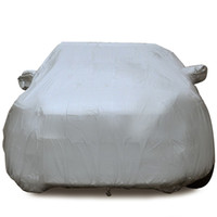 Cubierta interior para auto completa Cubierta solar para el sol UV Lluvia contra el polvo Protección contra el polvo Tamaño S-XL Cubiertas para autos