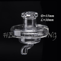 universal glass carb cap for less than dia 35mm Quartz bange...