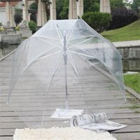 Cancella principessa ombrelloni Novità Design Apollo Manico lungo Ombrello Prova di pioggia per forniture per esterni per Ladies Fashion 10SS ZZ