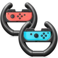 Para Nintend Switch Controladores de Jogo de Corrida de Volante para Nintendo Switch Joy-Con Condução Gaming Lidar Com Controlador