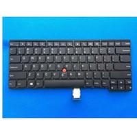 Nouvel original pour Lenovo ThinkPad L440 L450 T440 T440P T431S T440S T450 T450S T460 Clavier anglais non rétroéclairé 04Y0824 04Y0862