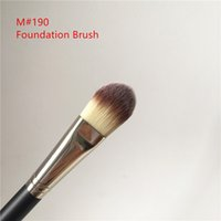 MACJAPAN 190 Foundation Brush - Paddle- shape Smooth flawless...