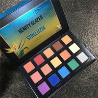 Beauty Glazed Strelitzia Eyeshadow Bird of Paradise Textured...