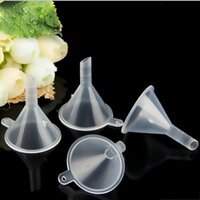 Small Funnels Liquid Filling Tools Transparent Mini Perfume ...