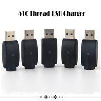 CE3 O 펜 배터리 무선 USB 충전기 전자 담배 eGo 510 스레드 eGo-T 배터리에 대 한 USB Vape 충전기 어댑터