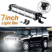 1 Stück 18 Watt LED Arbeitslicht Bar Auto Driving Lampe Spot Flood Lampe 12 v 24 v Arbeitslampe Lkw Suv Boot ATV 4X4 Offroad 4WD Motorrad
