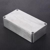 Strumento di custodia in alluminio pressofuso per elettronica Project Box Impermeabile, standard 1590B 112X60x31mm-MUSICA