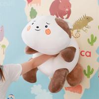 Nova Adorável Menor Panda Gato De Pelúcia Brinquedo De Pelúcia Boneca de Pelúcia Travesseiro de Presente de Aniversário Para As Crianças