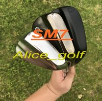 2018 high quality golf wedges SM7 wedges silver grey black c...