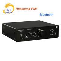 Amplificatore NFC bluetooth Nobsound PM1 hifi 20W + 20W BT o senza BT due versioni 220V Amplificatore di potenza