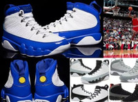 New Jumpman 9s IX Basketball Shoes High Quality 9 Men Women ...