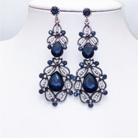 2018 Top Selling Brand New Bohemia Jewlery Water Earrings Cr...