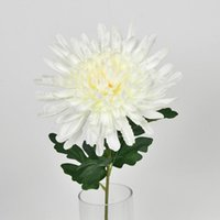 Handgemachte Simulation Chrysantheme Blume Topfpflanze Hochzeit Festival Partei Liefert Moderne Minimalismus Stil Heißer Verkauf 2 3hy ii