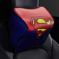 Hot Universal Car Neck Pillow Kit Memory - Conducción Cómodo Soft Memory Foam Auto Seat Headrest - Protege NeckVertebra - Fit Cars