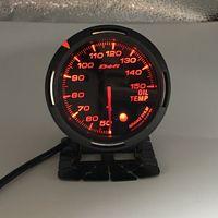 Freies Verschiffen 13 Hintergrundbeleuchtung Farbe In 1 60mm Racing DEFI BF Link Auto Manometer Öltemperatur Meter Manometer Öltemperatursensor