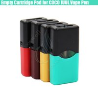 Empty COCO Pods Cartridge 0. 8ml for COCO SMOKING Starter Kit...
