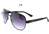 gggBrand Popular Óculos De Sol De Luxo homens e Mulheres new Sunglasses  Designer Quadrado de Verão f30eaee755