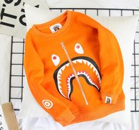 2018 Spring Fashion Cartoon aape Print Boys Sweatshirt Cute ...