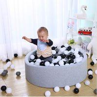 50 Stücke Baby Antistress Spielen Ozean Bälle Kinder Stress Ball Anti Stress Kunststoff Ball Pool Pit Spiel Spielzeug Für Kinder Ballon Geschenk