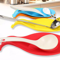 Kitchen Spoon Rest Gadget Novelty Candy Color Kitchen Tools ...